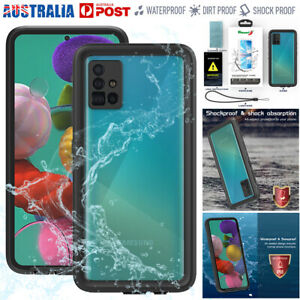 Waterproof Case Shockproof Armor Underwater Full Cover For Samsung Galaxy A51 4G