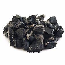 2,000 lb Supersack of PLAYSAFER NATURAL BLACK LANDSCAPE RUBBER MULCH