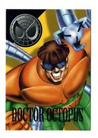 Fleer/Skybox 1996 Marvel Vision Card #10 Lethal Foes Card Doctor Octopus