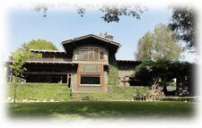 Greene & Greene Craftsman home plans, bungalow, shingle style, blueprints