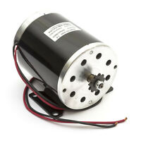Electric Scooter Motor 800w 36v 11 Tooth 8mm Sprocket ZY1020 Reversible 2800 RPM