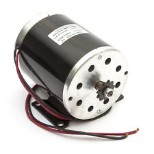 Eléctrico Scooter Motor 800w 36v 11 Tooth 8mm Piñón ZY1020 Reversible 2800 RPM