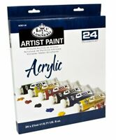 Royal & Langnickel 21ml Acrylic Painting Colour (Pack of 24)