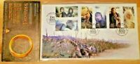 UNOPENED PACKAGE - 2003 Lord Of The Rings New Zealand Post (FDC) Special Set