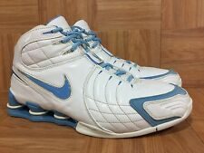 VTG🔥 Nike Air Flight SHOX VC Vince Carter V UNC Tar Heels Sz 11 312764-141 Nice
