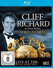 Cliff Richard-Live at the Royal Albert Hall-Bold As Brass-BLUE RAY-Used