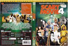 SCARY MOVIE 4 (2006) dvd ex noleggio