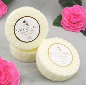 BVLGARI Au the Blanc Seife 150 g ❄️ Bvlgari Au the Blanc parfumed soap 150 g ❄️