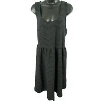 NWT Xhilaration Black Stretchy Sleeveless Dress Junior's Size XXL