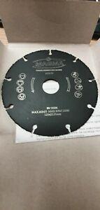 Magma- cutting disc