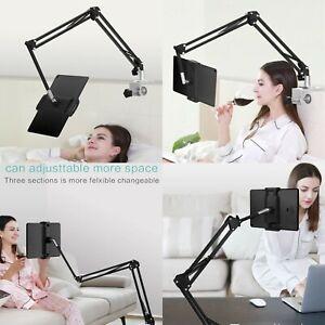 Adjustable ipad bed desk Stand holder mount fr Tablet Phone IPAD/iPAD Pro 9.7/11