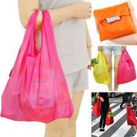 Einkaufstasche Tragetasche Shopper faltbar -Eco Einkaufsbeutel Falttasche Hot*