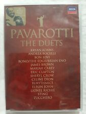 Duets 2008 Region 1 US IMPORT 2014 Luciano Pavarotti DVD