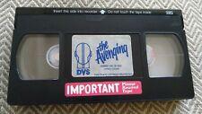 THE AVENGING - DVS Video PRE-CERT UK VHS -- TAPE ONLY