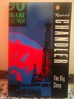 The Big Sleep di Raymond Chandler,  1988,  Penguin Books -F