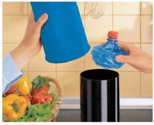 schiaccia-bottiglie in plastica Meliconi 27/x 26,2/cm colore nero