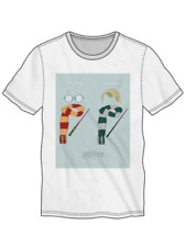 T-shirt Harry Potter / Draco Malfoy uomo donna, misura M