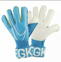 NEW Men's Nike GK Grip 3 Goalkeeper Gloves Sz 8 GS3381-486 MSRP $70