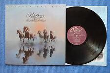 BOB SEGER & THE SILVER BULLET BAND / LP CAPITOL 2C 070-86.097 / 1980 ( F )
