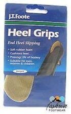 RUBBER HEEL GRIPS total 12 ( 6 pair ) slip resistant shoe repair