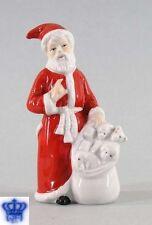 Porzellanfigur Weihnachtsmann Weihnachten Wagner&Apel H11cm 42140