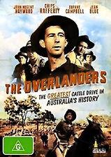 The Overlanders (DVD, 2012)  CHIPS RAFFERTY - DAPHNE CAMPBELL - AUSTRALIAN MOVIE