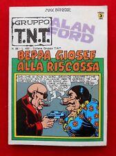 ALAN FORD  # 88   GRUPPO TNT    Ediz. Corno