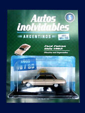 FORD FALCON GHIA (1982) 80/90's Unforgettable Cars 1:43 Diecast SALVAT ARGENTINA