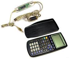 Texas Instruments Ti-83 Plus - Graphing Calculator + Pdf Manual + Ti Graph Link