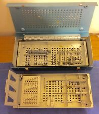 Zimmer 1154-50 Herbert bone screw instrument and screw set.  GC, guaranteed.