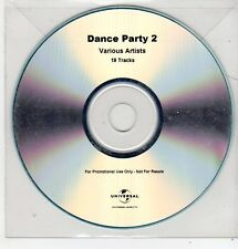 (FF594) Dance Party 2, 19 tracks various artists - DJ CD