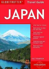 Japan (Globetrotter Travel Pack), Thompson, Sue, New Book