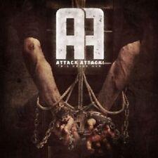 ATTACK ATTACK! - THIS MEANS WAR  CD 10 TRACKS NEU