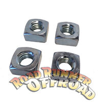 Warn Winch HI MOUNT 8274-50 SQAURE NUT SET ( 4 NUTS)