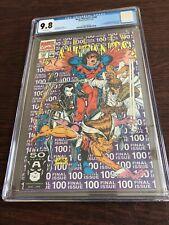 New Mutants 100 (Marvel Comics) CGC 9.8 1st app X-force