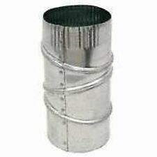 New Imperial 6 Inch Galvanized 24Ga Stove Pipe Elbow Adjustable New 8945370