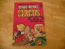 Dennis The Menace @ The Circus: Bonus Special #50 (Fn 6.0) 1967- The Original