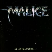 Malice - In The Beginning (NEW CD)