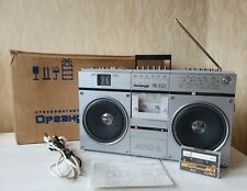 SOVIET BOOMBOX OREANDA RM 203 OWN PACKAGE EXCELLENT CONDITION