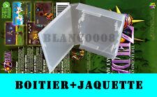 Boite / boitier NINTENDO 64 N64 zelda majora's mask