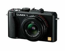 Panasonic Digital Camera Lumix Black Dmc-Lx5-K 1010 Megapixel Optical 3.8 Times
