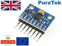 MPU-6050 GY-521 3 Axis Gyroscope + Accelerometer Module for RPi Arduino ESP8266