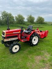 More details for yanmar 4wd compact mini tractor with new winton flail mower.