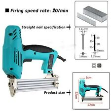 High Quality Electric Brad Nailer Electric Straight Nail Heavy-Duty Woodworking