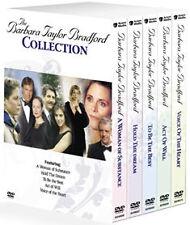 BARBARA TAYLOR BRADFORD BOXSET - DVD - REGION 2 UK