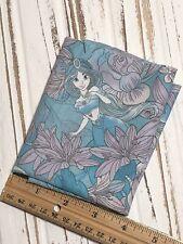 Disney Aladdin Princess Jasmine Floral Fat Eighth 100% Cotton Fabric CEA 9x21