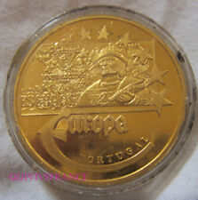 MED7650 - MEDAILLE EUROPA EURO 2003 PORTUGAL