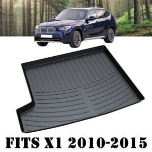 Heavy Duty Cargo Rubber Mat Boot Liner Luggage Tray Fits BMW X1 E84 2010-2015