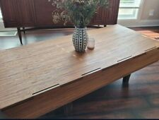 Midcentury Modern Milo Baughman Drexel Perspective Coffee Table/Dining Table
