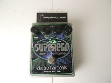 Electro Harmonix SuperEgo Synth Engine Effects Pedal Super Ego Synthesizer